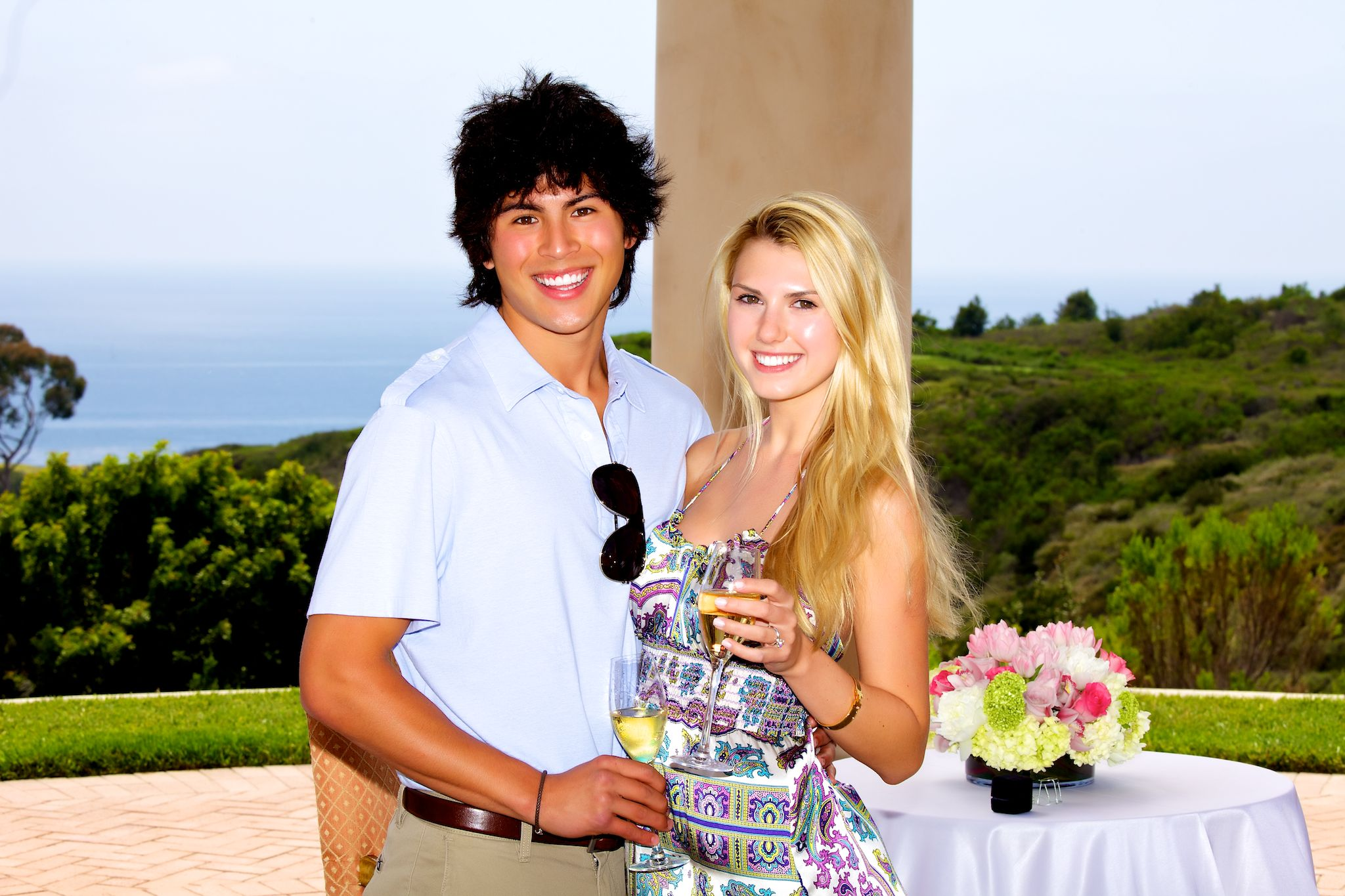 Pelican Hill Engagement