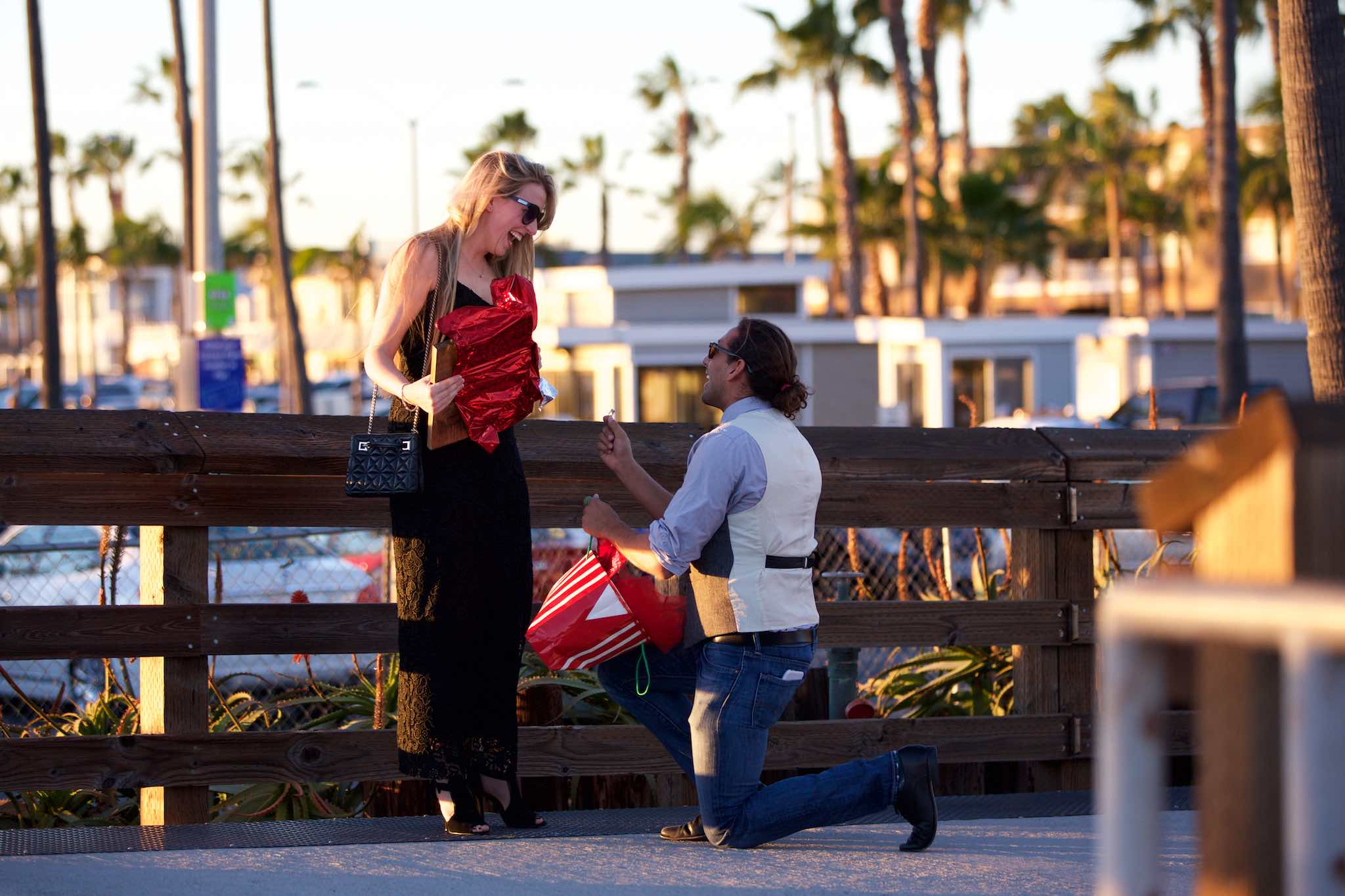 Newport Beach Proposal