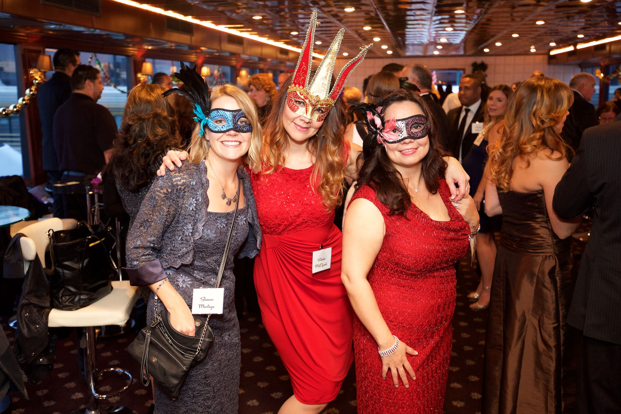 Holiday Party on cruise