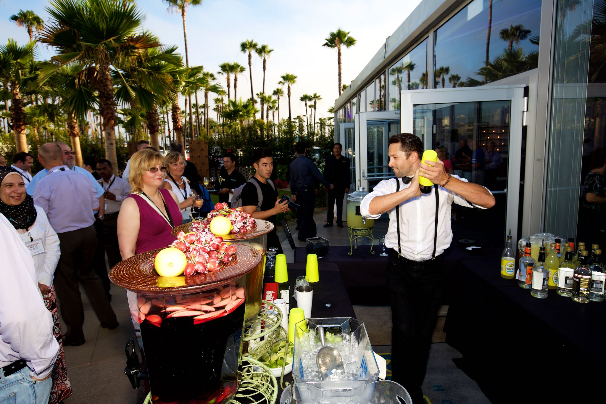 Fundraising Cocktail Reception in Huntington Beach